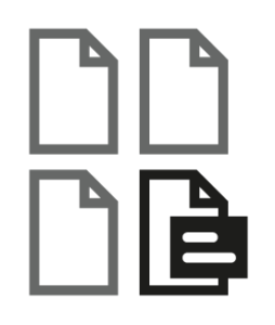 reports-touch-of-a-button-icon