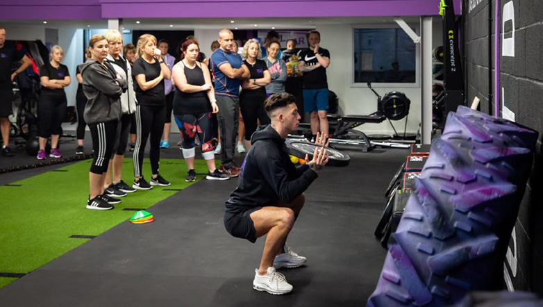 Opening a fitness studio