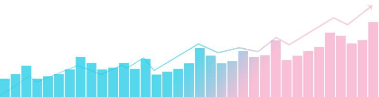 fitness studio reports graph